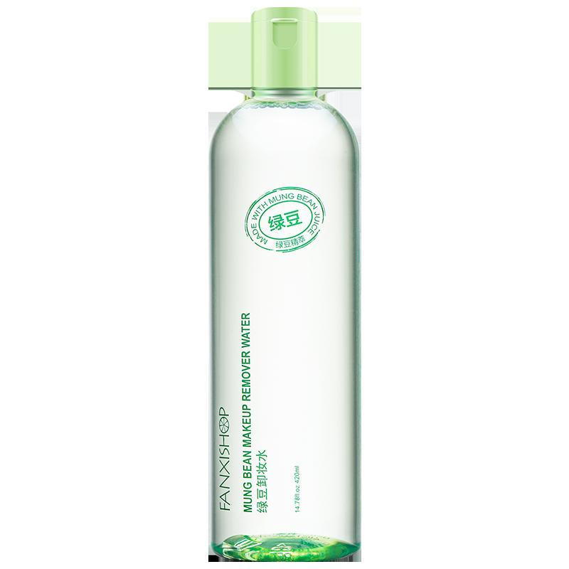 凡茜温和绿豆卸妆水180ml*2瓶