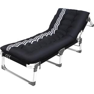 享趣鋁合金摺疊牀單人牀家用簡易午休牀辦公室成人午睡躺椅行軍牀