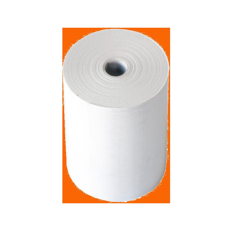 热敏纸ps57x30x40x50mm无管芯收银纸po收银打印机纸5.5小票纸外卖收银机打印纸专用打印机小卷纸通用小卷小号