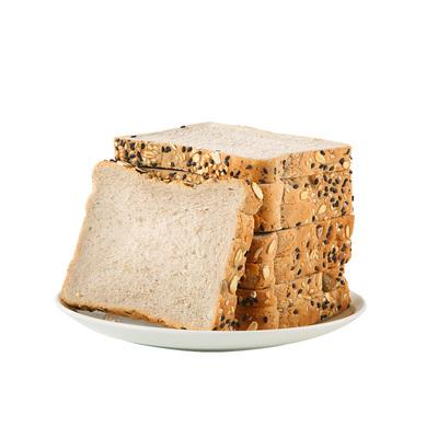 哆米芝日黑切片整箱早餐代餐面包