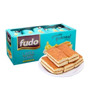 领【3元券】购买进口福多提拉米苏奶油芝士香蕉蛋糕