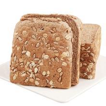 全麦原味黑麦杂粮面包无蔗糖粗粮500g