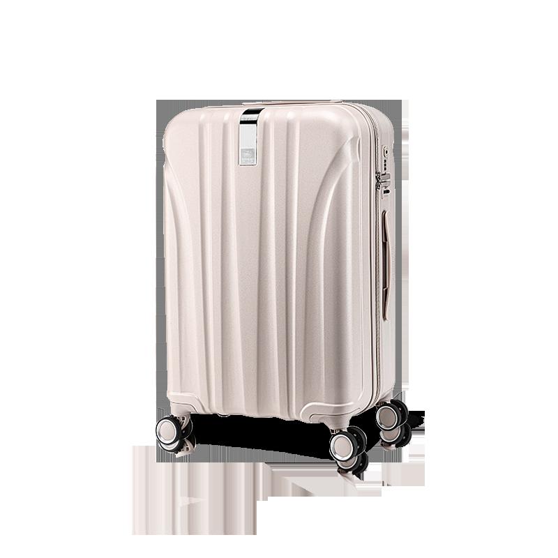 璐璐凯帝24寸拉杆行李箱女万向轮小型20密码旅行箱子男皮箱26学生