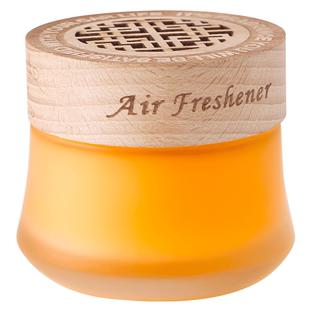 固體香膏車載香水持久淡香汽車內飾品擺件裝飾空氣清新劑車用香薰
