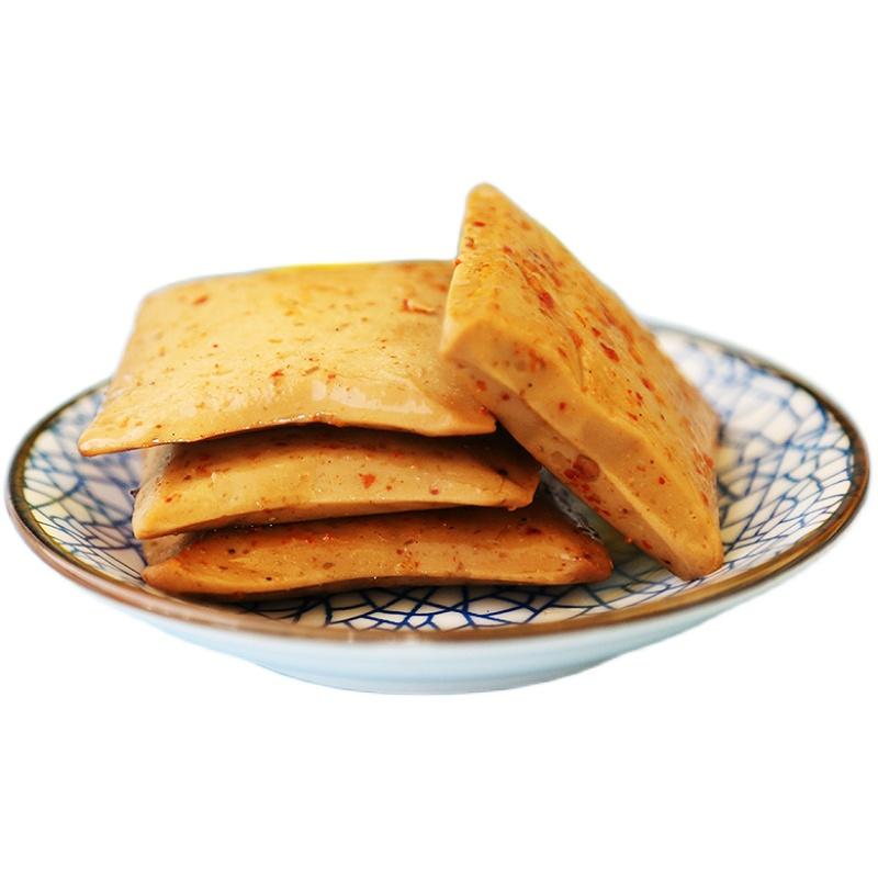 鸽鸽劲Q豆腐零食500g麻辣豆腐干豆干素食品小包装香辣豆制品