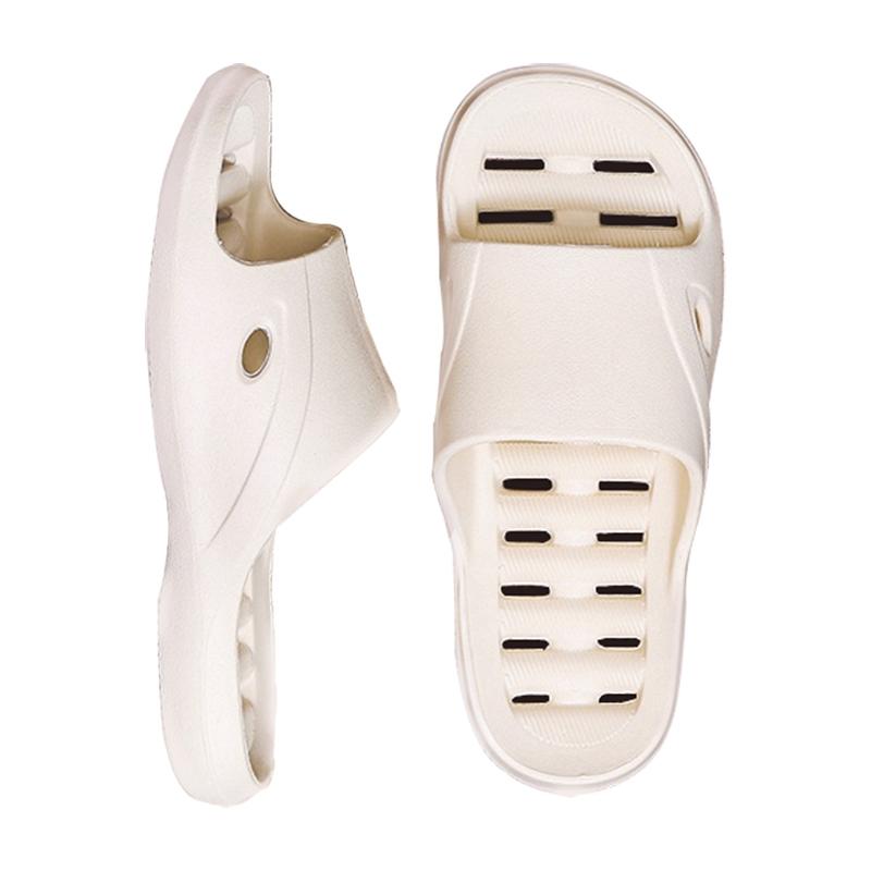 浴室洗手间漏水速干拖鞋镂空防臭抗菌不臭脚防滑洗澡夏季男女透气