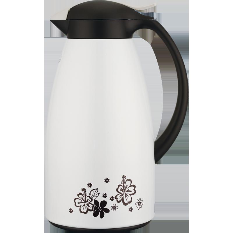 五月花保温壶热水瓶家用玻璃内胆1.6L
