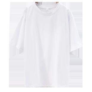 短袖t恤女衣服2020年新款夏季韓版寬鬆短款chic港風上衣體桖ins潮