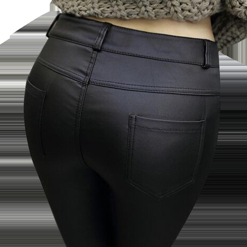 2020年新款韩版新款加绒打底裤