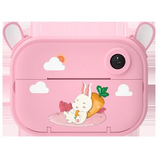 兒童數碼照相機拍立得玩具可拍照可打印女孩生日禮物小型學生網紅