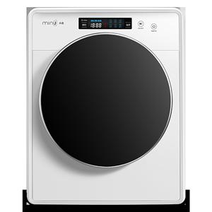 小吉小型婴儿迷你洗衣机6T 全自动滚筒家用杀菌宝宝儿童内衣专用