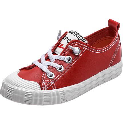 回力女童小白鞋2019春季新款童鞋