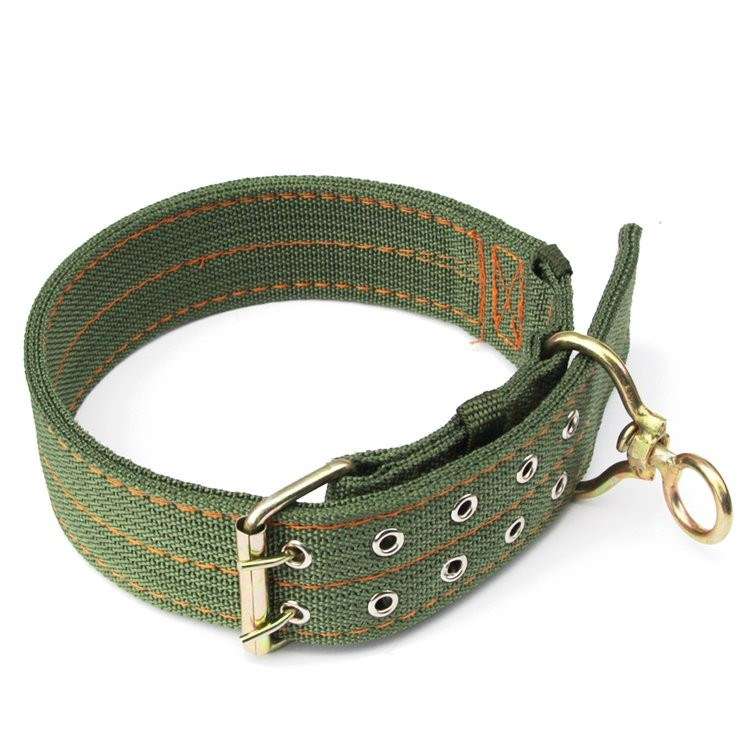 Dog collar small and medium-sized large dog neck collar collar collar set neckring products thickened pet neck girth solid package