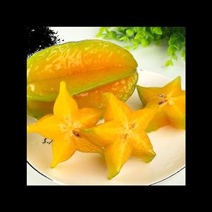 新鲜杨桃带箱5斤装杨桃