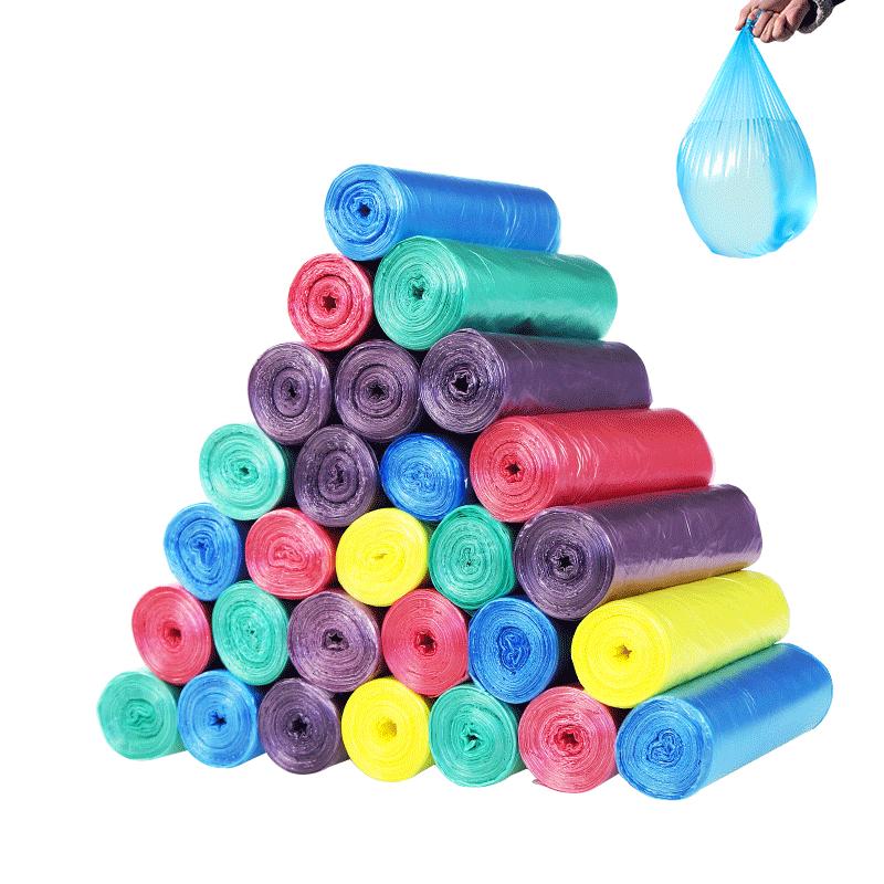 恒澍垃圾袋家用加厚手提式一次性拉圾塑料袋宿舍厨房中大号批发