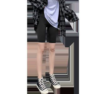 冰丝打底外穿夏季芭比收腹紧身短裤