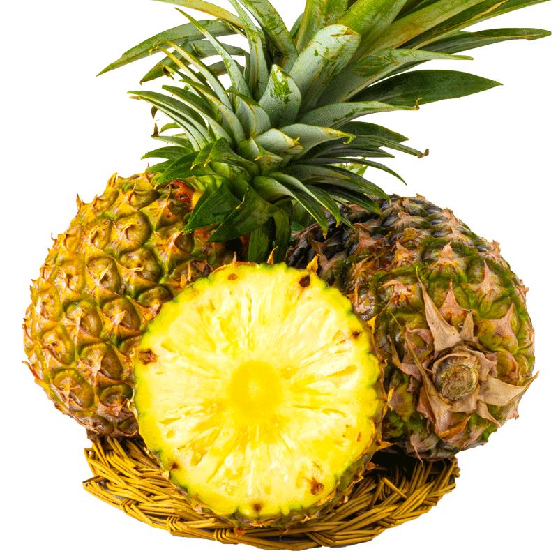 云南香水菠萝新鲜水果10斤包邮手撕凤梨小菠萝当季整箱应季水果