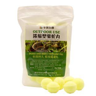 野釣長效驅蟲野外雄黃驅蛇粉家用學校顆粒硫黃持久果樹户外