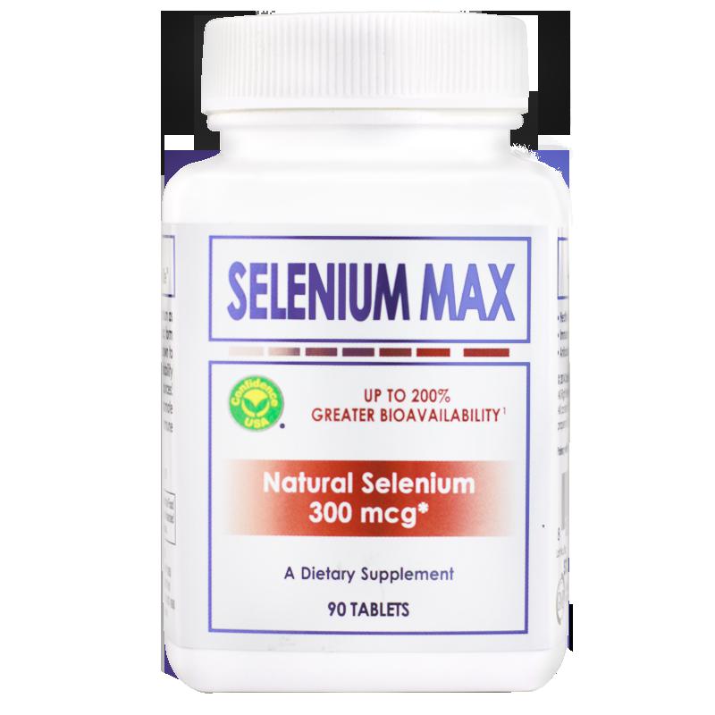 信心药业美国进口纳米氨基酸硒片补硒麦芽富硒元素非酵母维e片粉