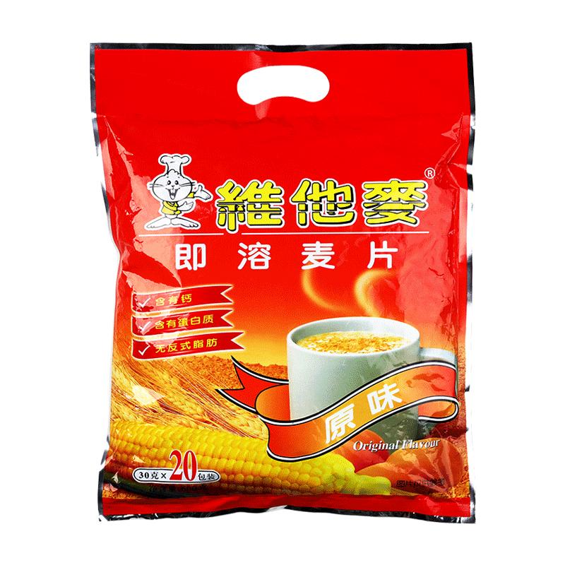 【维他麦】即食早餐燕麦片600g