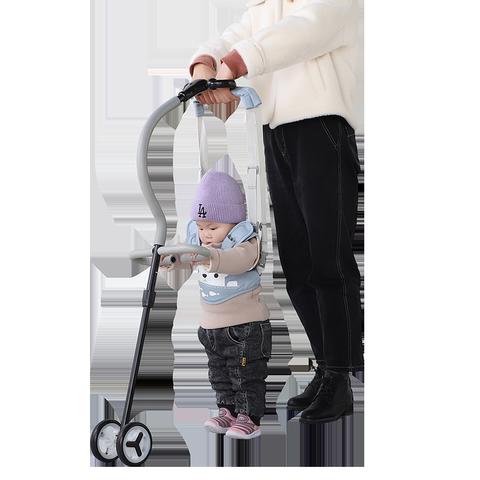 宝宝学步带扶着走路神器杆幼儿学走路婴儿牵引绳护腰型防摔多功能