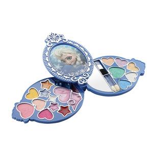 D22356兒童彩妝-夢幻古典粉盒 水溶性化妝品 無毒安全 易清洗