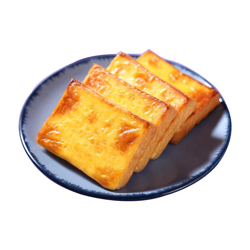 岩烧乳酪吐司手撕切片面包