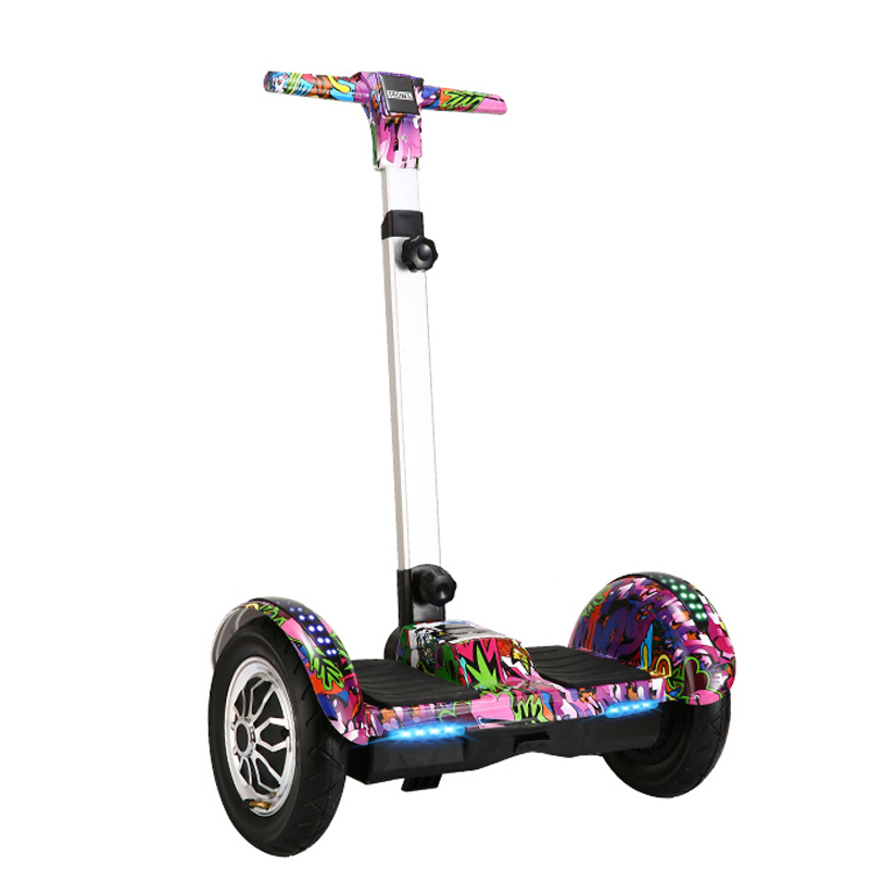 电动儿童自智能成人小孩两轮平衡车