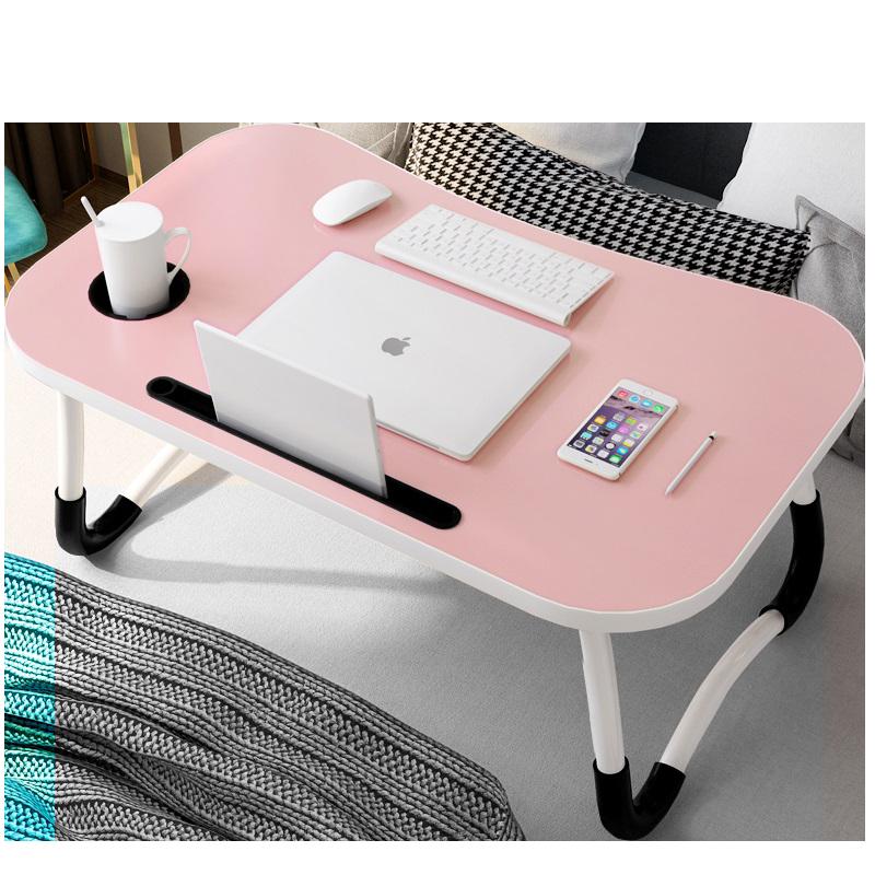 床上懒人可折叠电脑桌