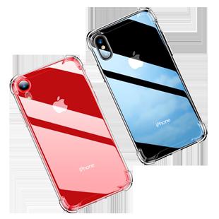 苹果x xs max硅胶xr透明防摔手机壳