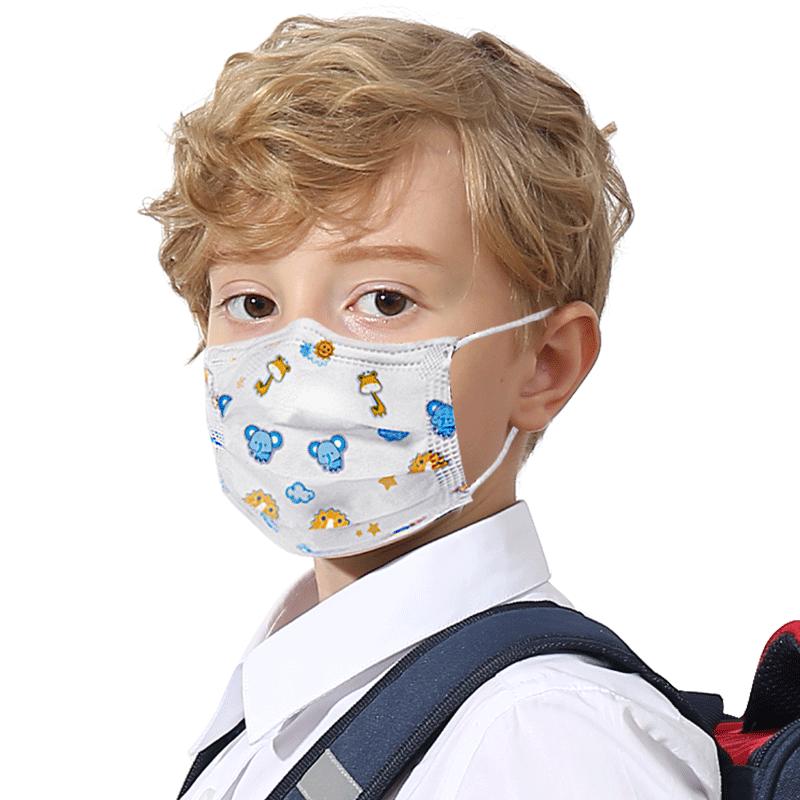 医用标准独立包装儿童口罩10只
