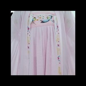 樱花灯节汉服仙仙女大袖单件外披