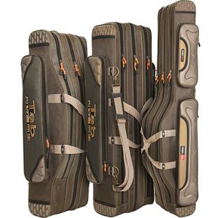 Tab漁具包魚竿包釣魚包魚杆包 海杆海竿專用大肚防水路亞包大容量