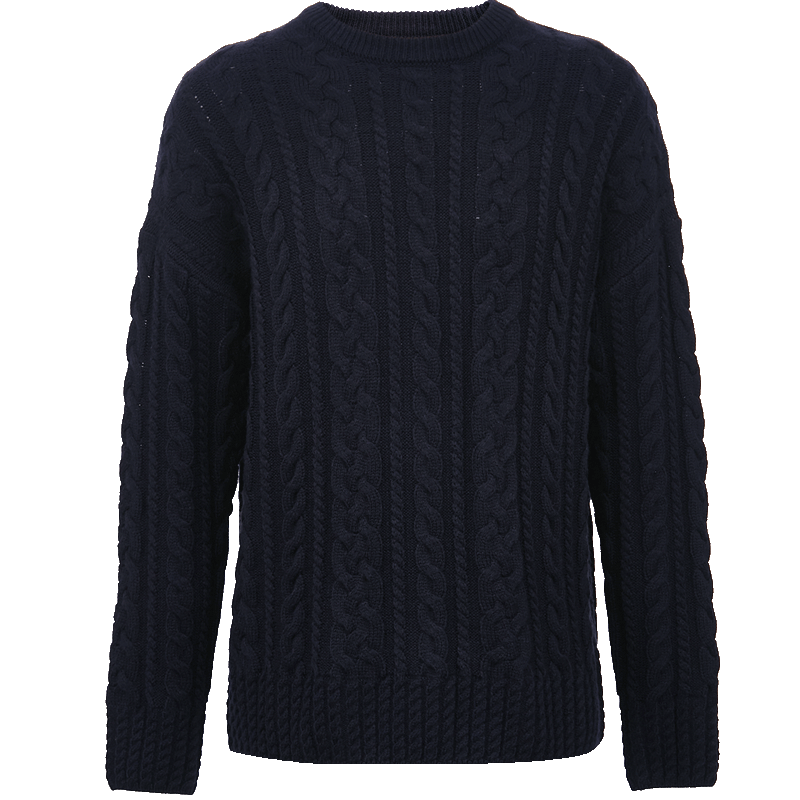 【JackJones】新款宽松针织毛衣