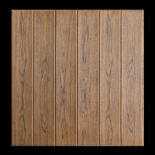3d立體牆貼防水復古木紋牆面翻新裝飾貼紙泡沫磚牆裙防撞自粘牆紙
