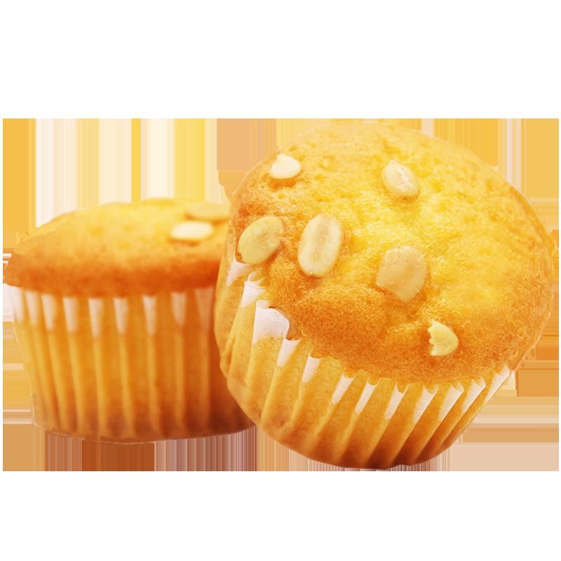 蜀闽纸杯子果仁纯蛋糕小包装学生早餐面包整箱怀旧时候宝宝的零食
