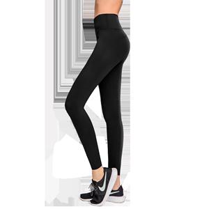 弹力健身裤女外穿速干训练九分裤
