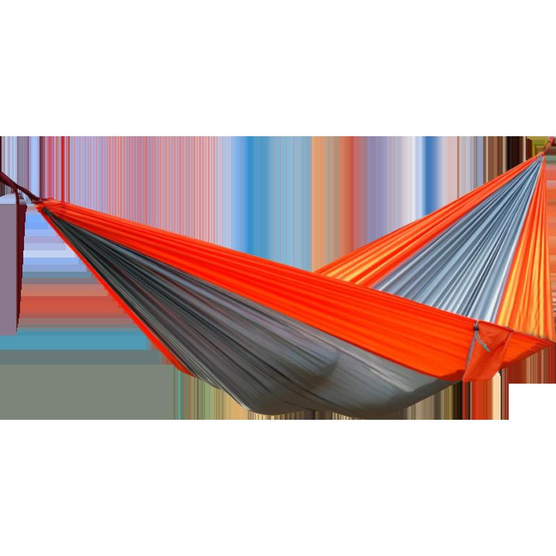 户外吊床秋千单双人降落伞布学生室内宿舍寝室防侧翻休闲摇篮吊椅
