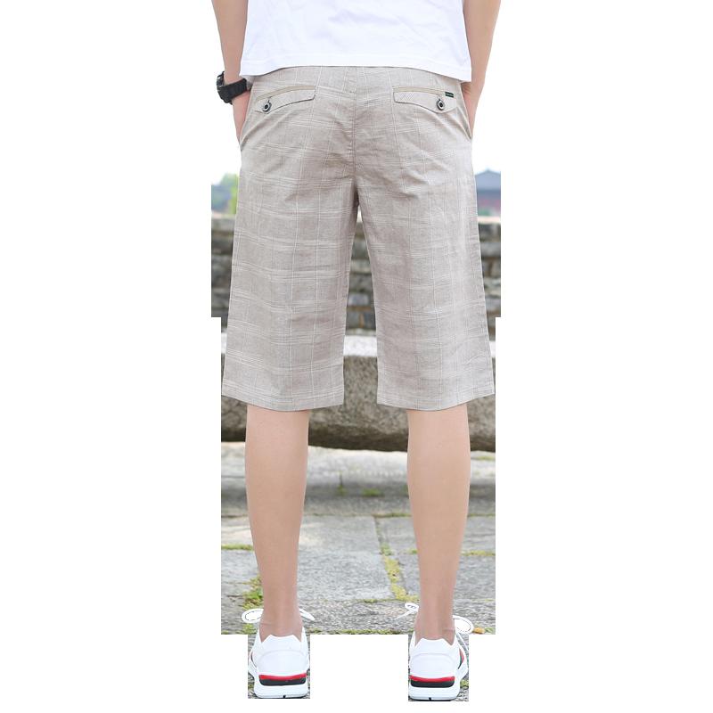 格子七分裤怎么搭配:格子裤搭配