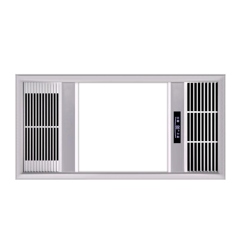顶固浴霸集成吊顶嵌入式浴室卫生间排气扇照明一体暖风机风暖浴霸