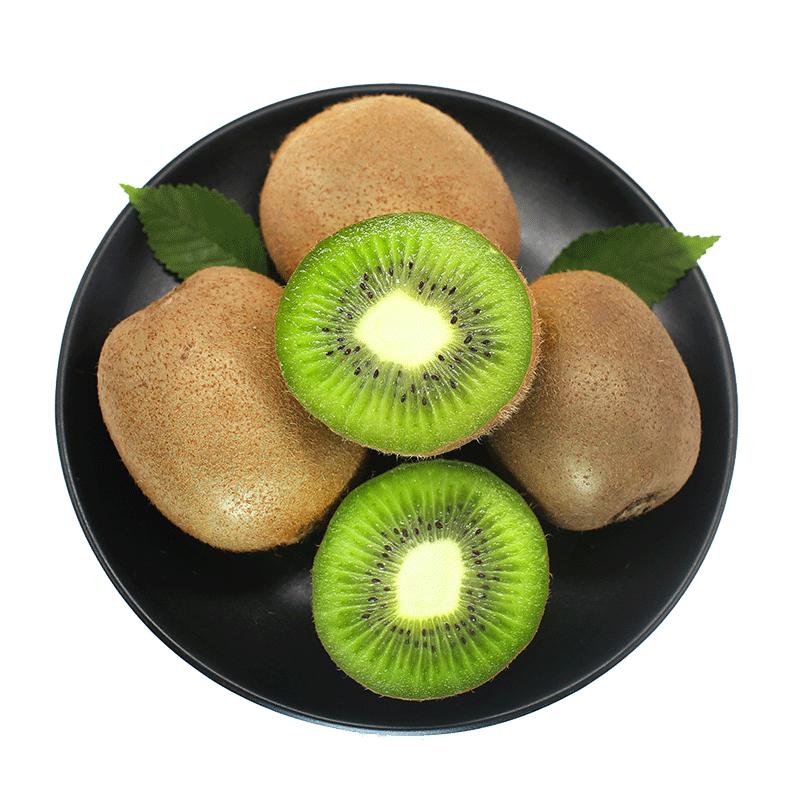 果当鲜 猕猴桃新鲜包邮智利绿心迷泥弥胡猴桃奇异果水果中大果