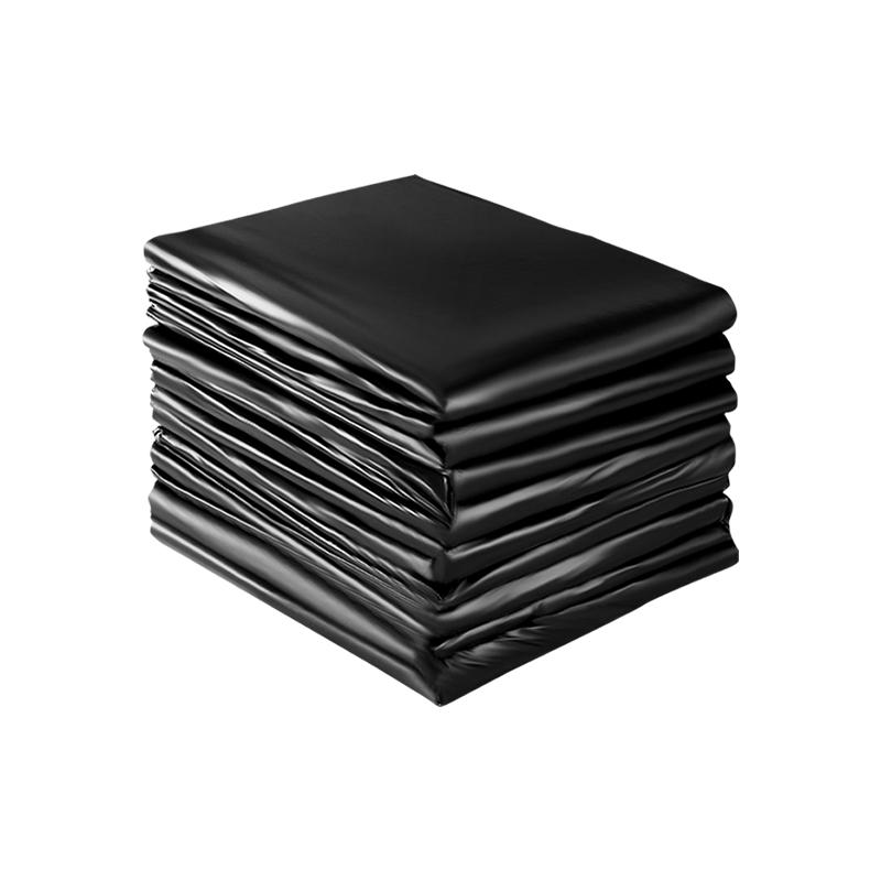 环卫黑色加厚酒店厨房物业垃圾袋