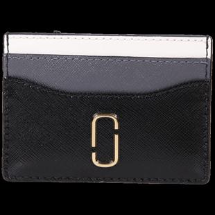 Marc Jacobs馬克雅可布MJ新款SNAPSHOT女包拼色錢包錢夾卡包卡夾