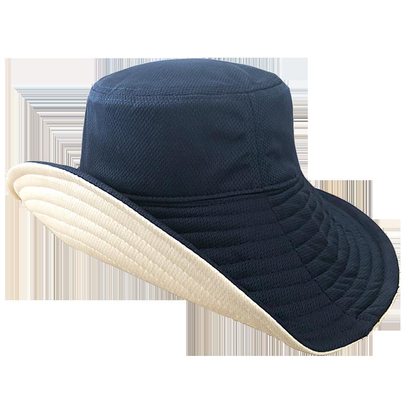 日本uvcut太阳帽子女遮阳帽防晒帽防紫外线双面大S同款日系渔夫帽