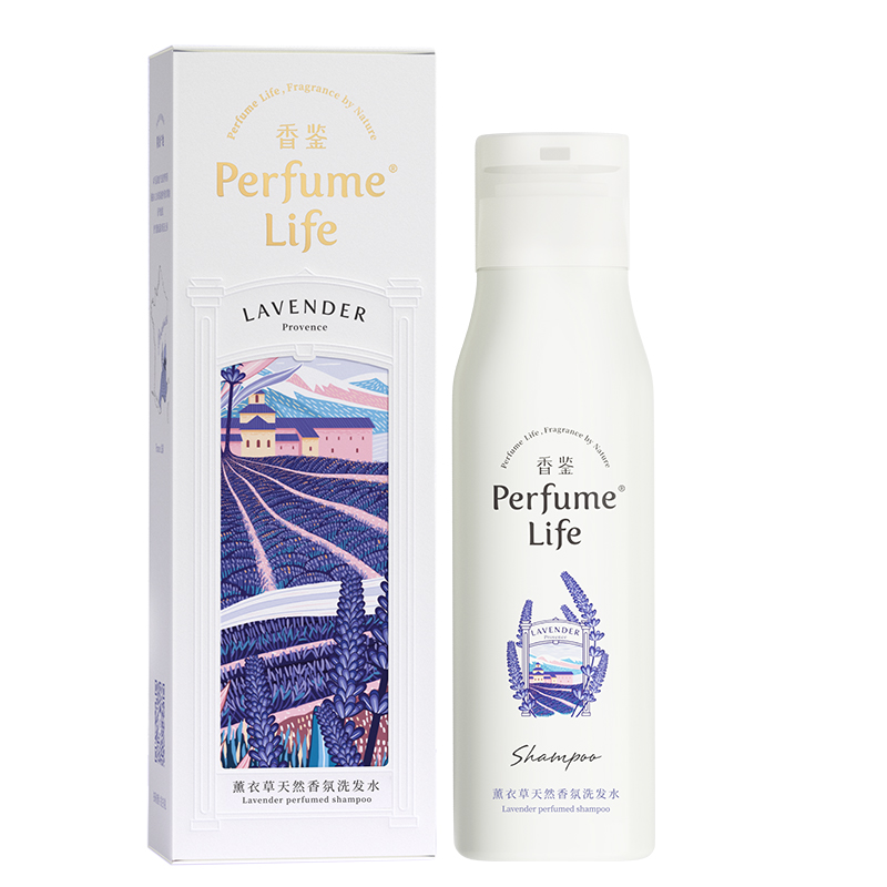 香鉴香水香味持久留香薰衣草洗发水评价如何
