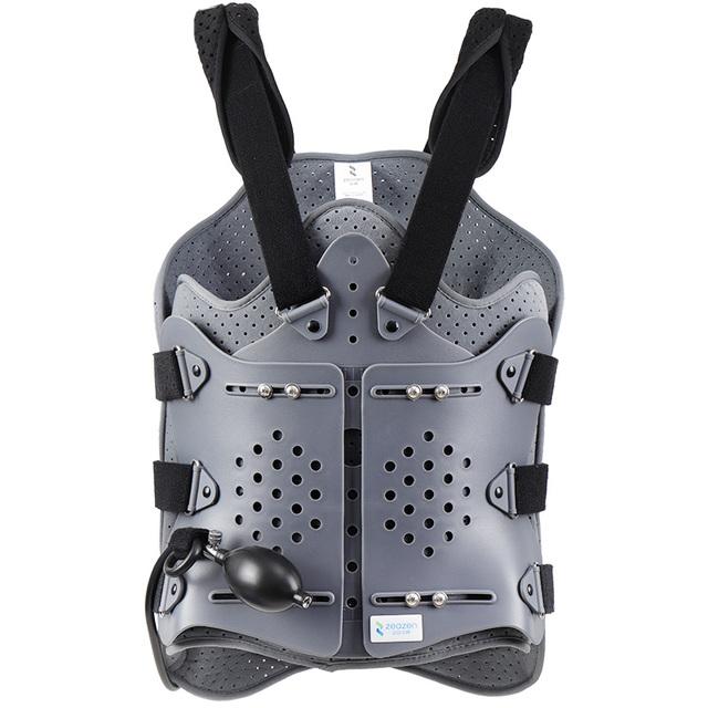 益森胸腰椎固定支具压缩性骨折术后康复支架脊椎腰椎滑落支撑护具