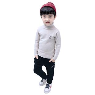 嬰兒童棉褲子男童裝外穿秋冬季韓版洋氣潮保暖寶寶加絨加厚打底褲