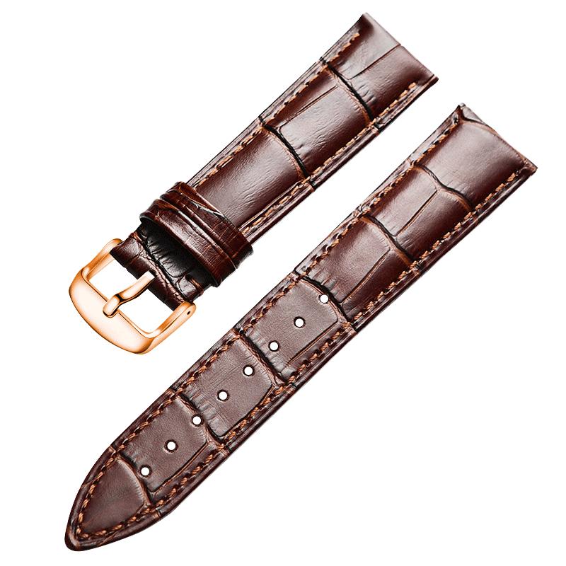 【卡洛时】手表配件真皮手表带男女款