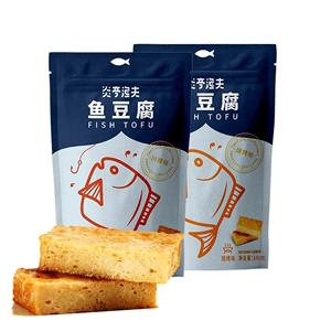 炎亭渔夫180g鱼板烧麻辣实惠鱼豆腐