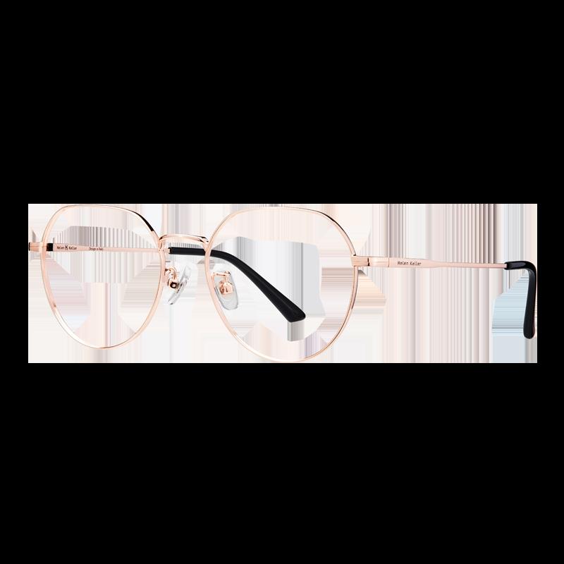 海伦凯勒近视眼镜框女可配有度数散光眼睛男士韩版潮素颜镜架宝岛